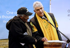 Archbishop Desmond Tutu Endorses Declaration of Table Mountain
